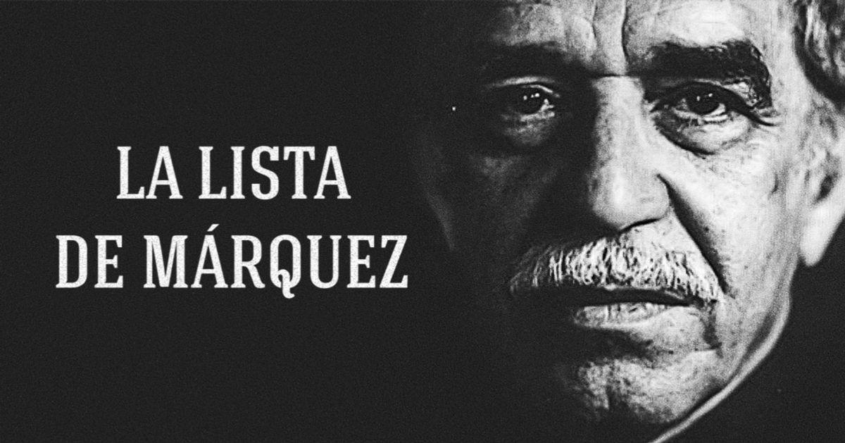 Lalista deMárquez: 24libros con laincreíble magia delas palabras