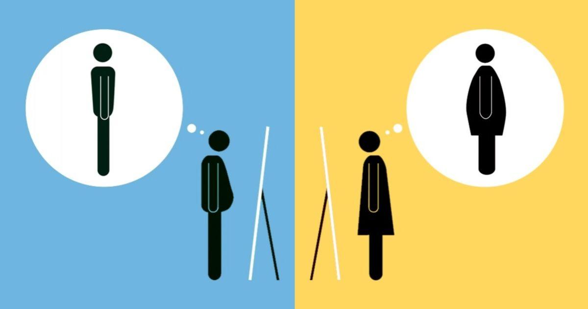 Espor esto que los hombres ylas mujeres piensan deforma diferente