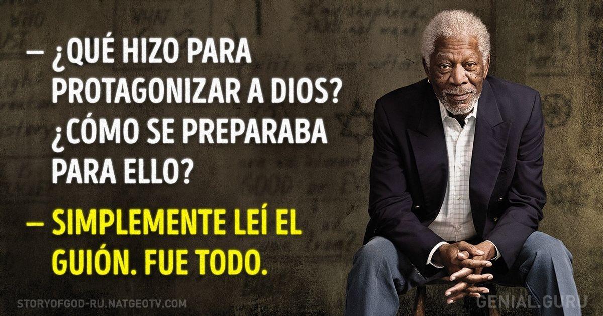 Morgan Freeman: lainspiradora historia detrás del gran actor