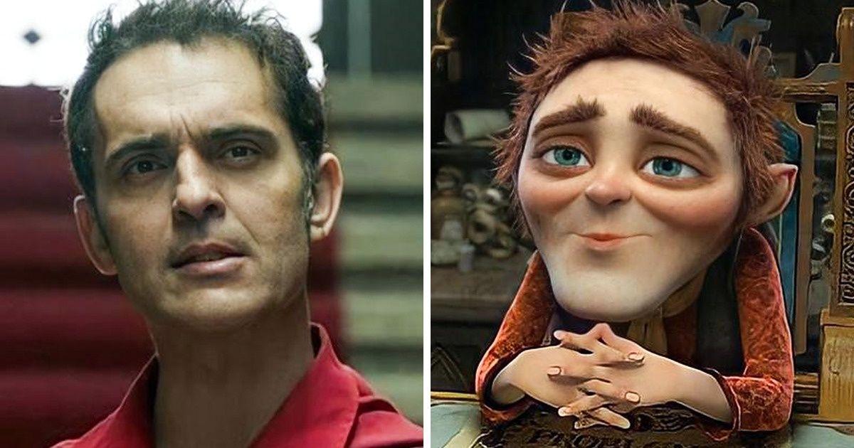 15 Personajes de dibujos animados que tienen sus propios dobles en la vida real (nueva selección)