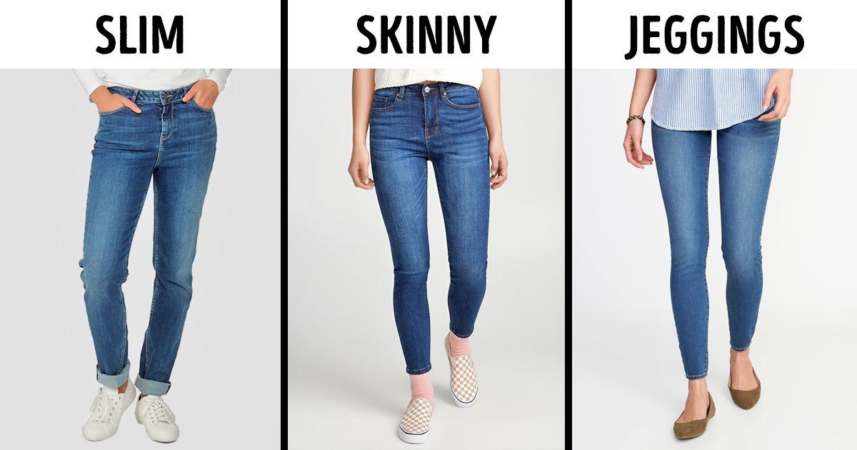 Una Guia Completa De Estilos De Jeans Que Te Ayudara A Elegir Un Modelo Para Cualquier Look