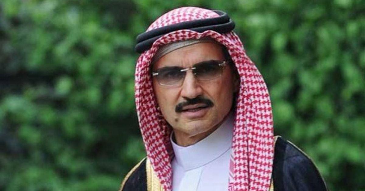Elpríncipe deArabia Saudita sorprendió almundo con unacto inesperado