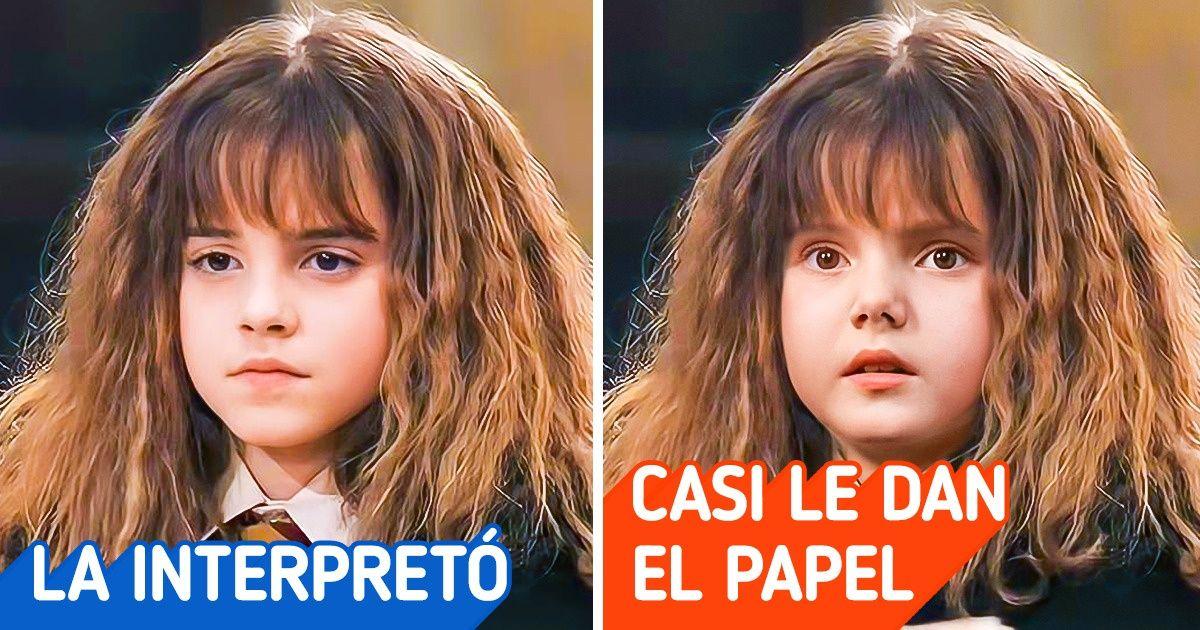"""14+ Actores que por poco interpretan a personajes clave en """"Harry Potter"""""""