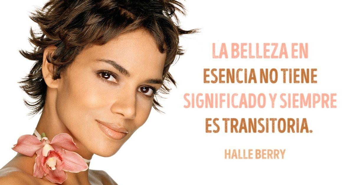 Halle Berry: una admirable vida deesfuerzo ysuperación