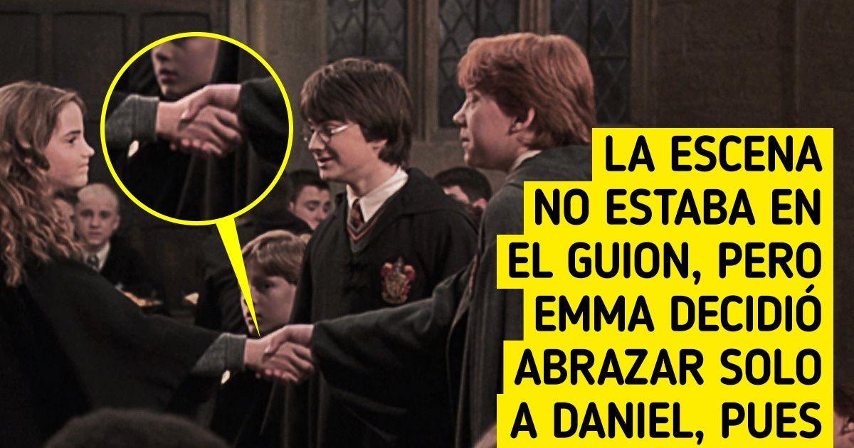 10 Momentos de las películas de Harry Potter que en