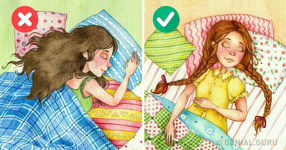 12 Errores que debes evitar para mantener tu cabello saludable
