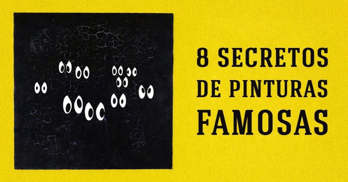 8Secretos depinturas famosas