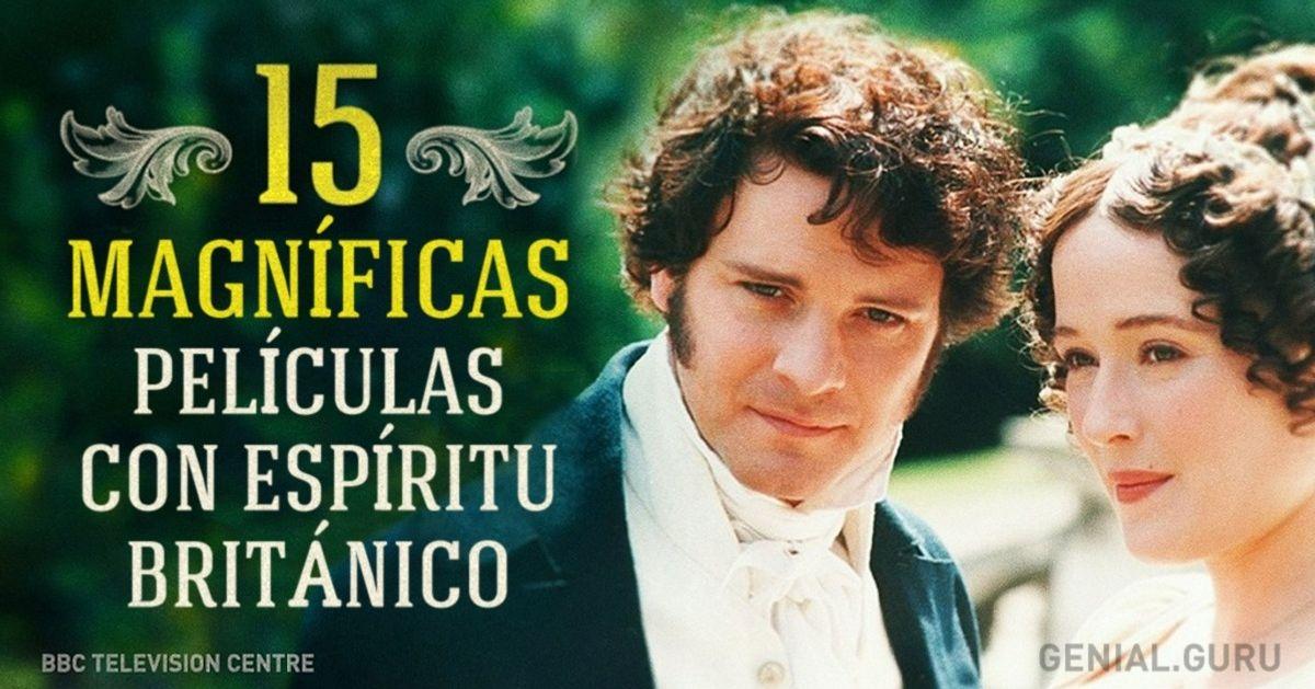 15Magníficas películas con espíritu británico