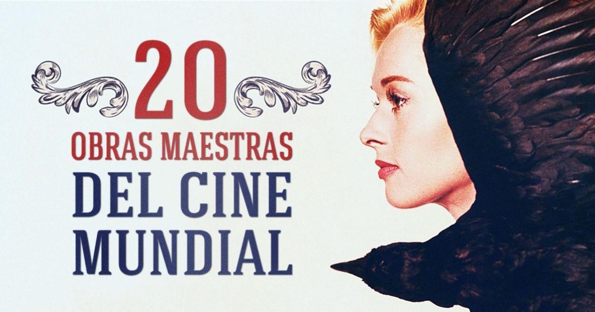 15 Obras maestras del cine mundial