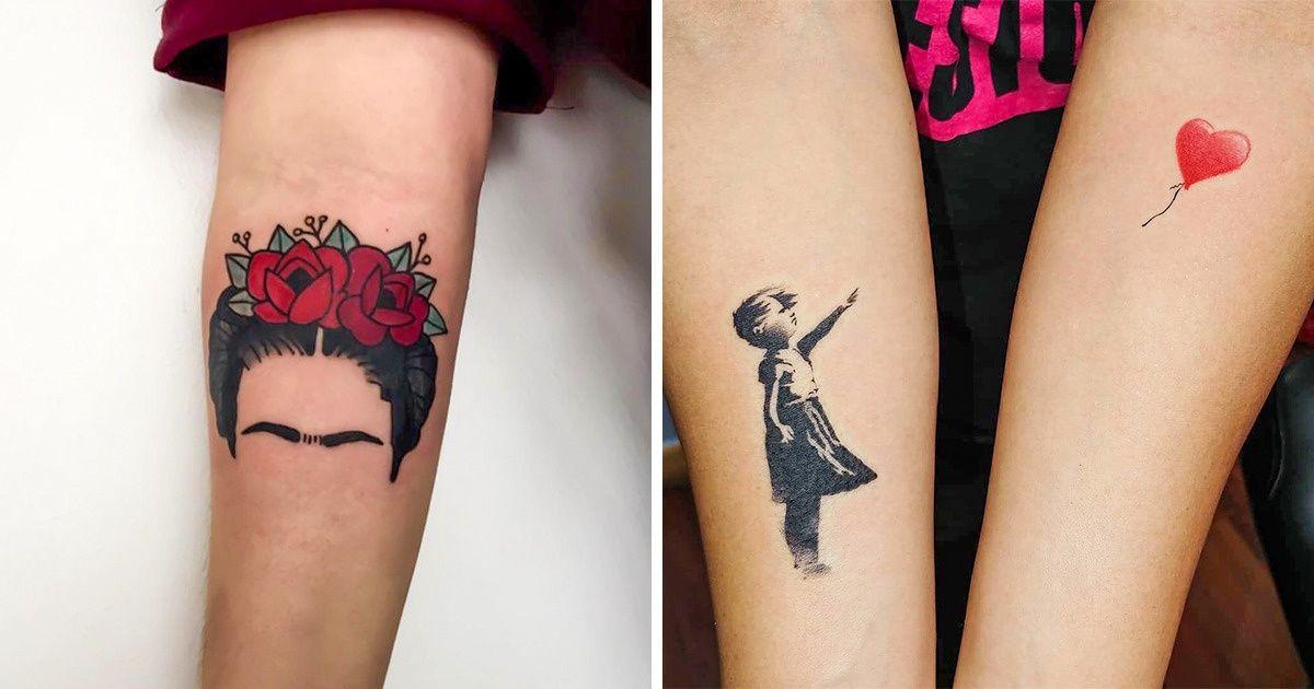20+ Ideas de tatuajes que demuestran que la elegancia y la delicadeza van de la mano con el arte