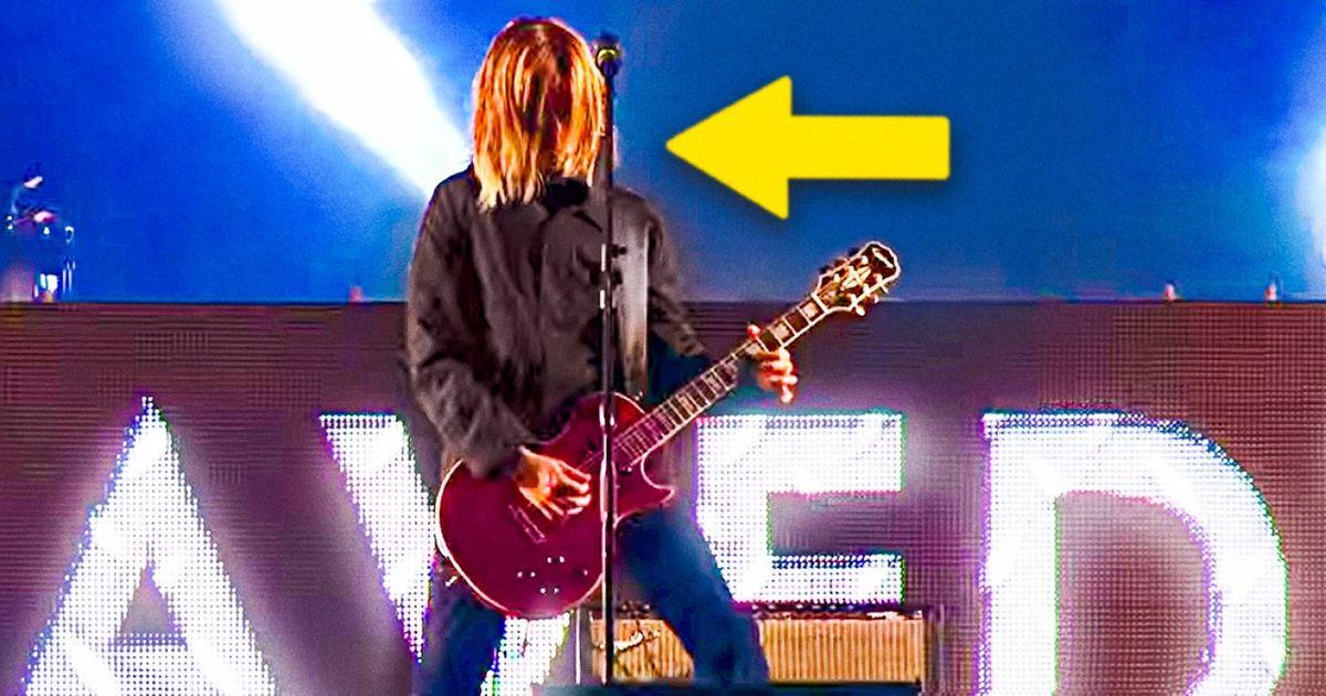 Nirvana loconfirmó: Kurt Cobain está vivo