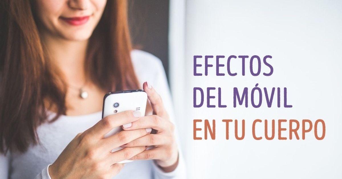 Los efectos que causan los teléfonos móviles entucuerpo
