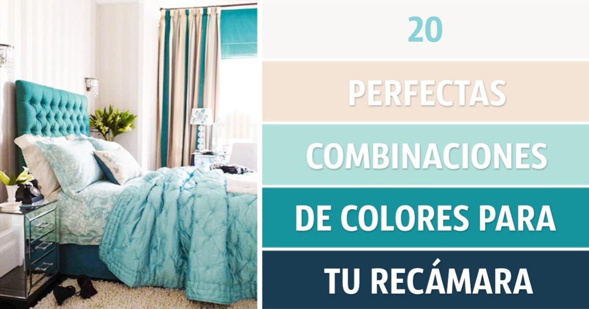 20Perfectas combinaciones decolores para turecámara