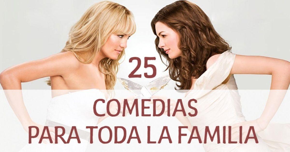 25 Comedias Para Toda La Familia