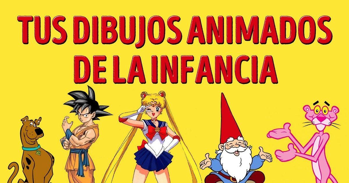 Los dibujos animados que tevieron crecer