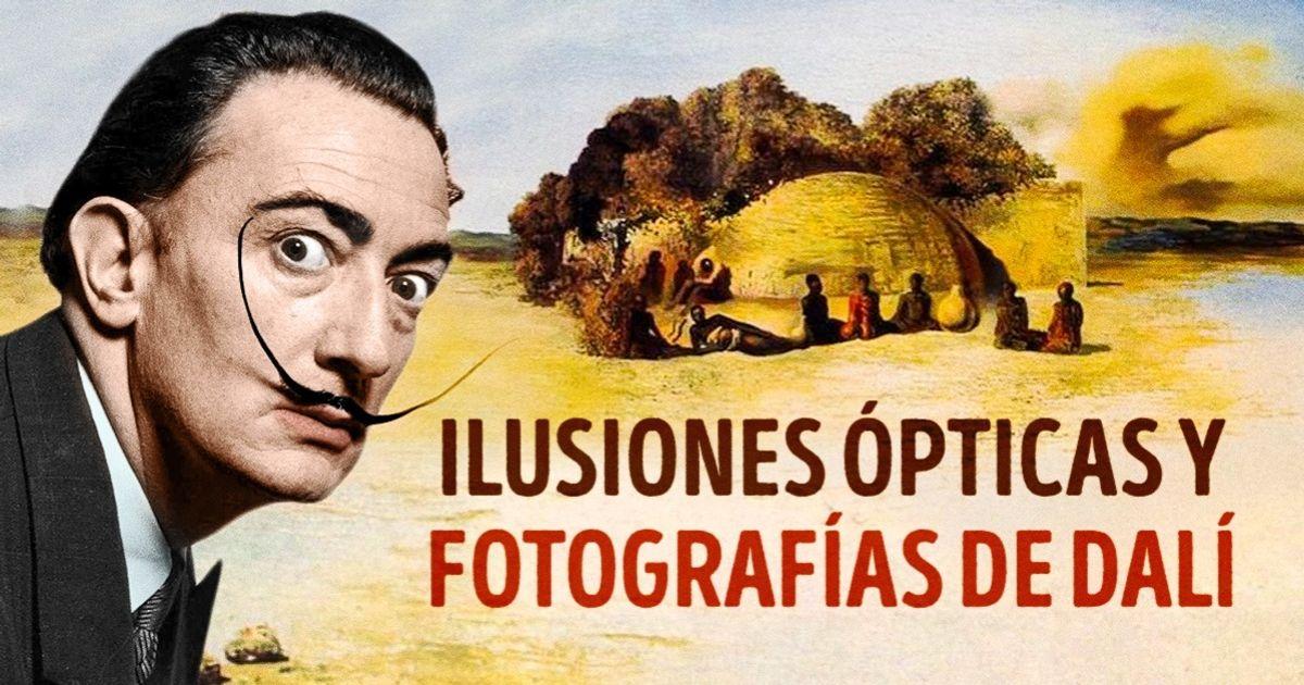Elarte deSalvador Dalí que aún noconocías