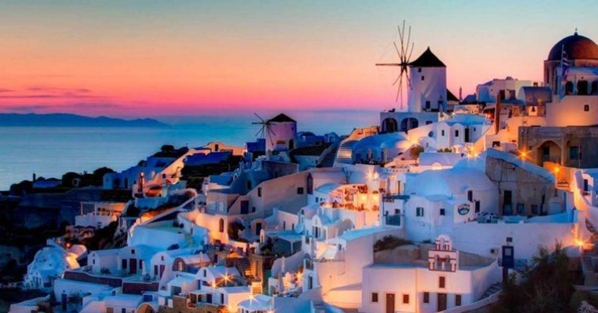 ¡Quiero iralas islas griegas!