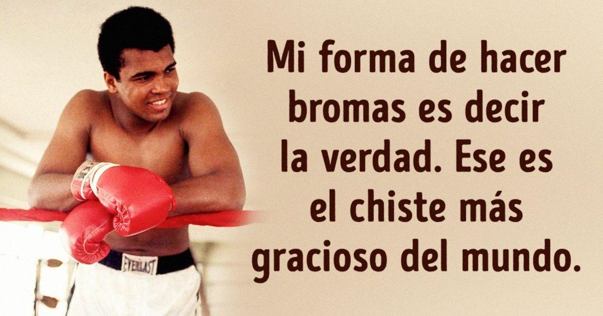 14Fotografías para recordar alaleyenda del boxeo Muhammad Ali