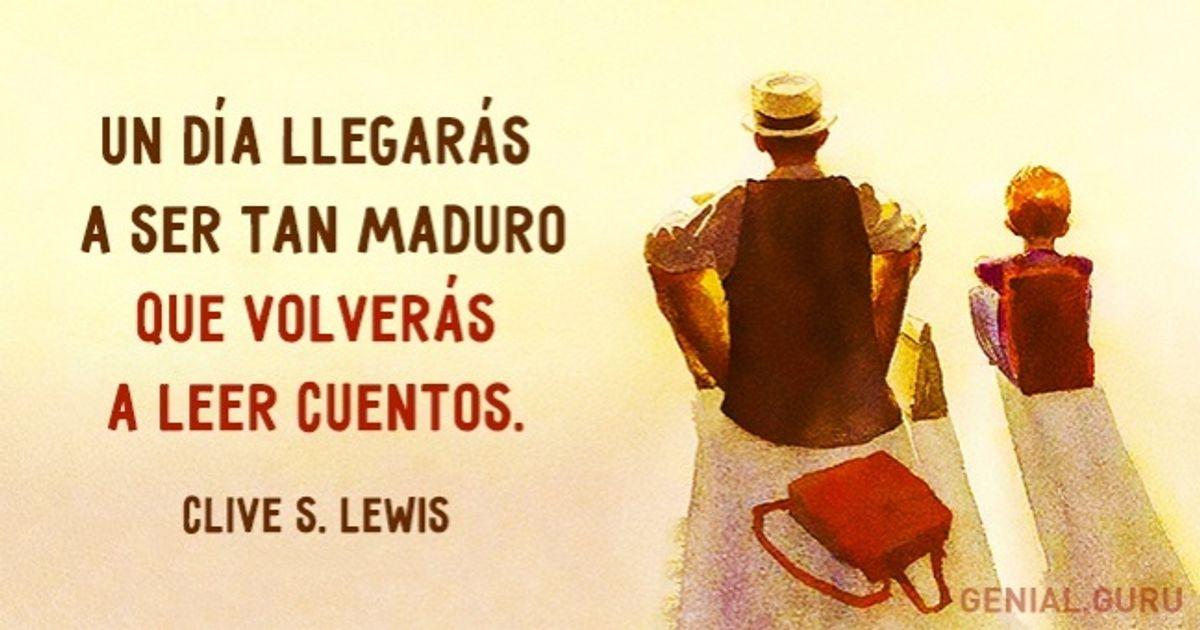 20Frases profundas del creador deNarnia C.S. Lewis