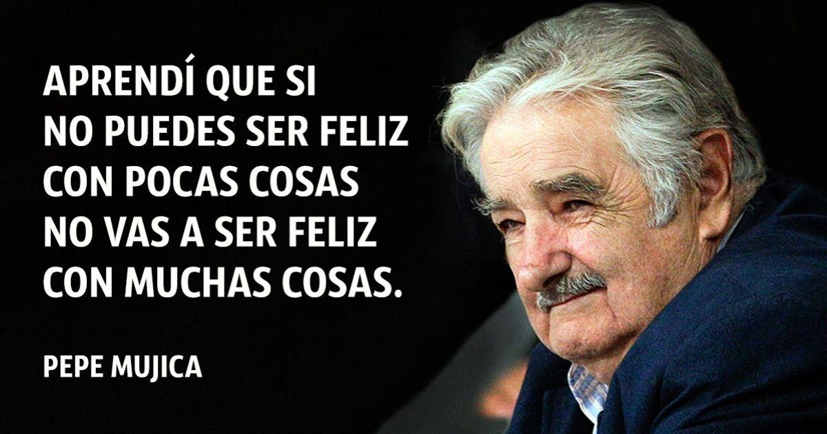 15Frases célebres dePepe Mujica