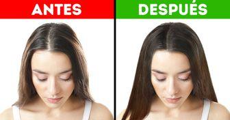 9 Maneras para aportar un mayor volumen a un cabello fino