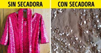 10 Tipos de ropa que podrían arruinarse si las metemos a la secadora