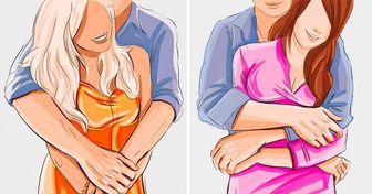 La forma en que tu pareja te muestra afecto revela lo que valora en ti