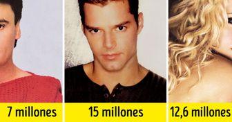 Los 20 discos de artistas latinos que más se han vendido en la historia