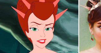 11 Chicas imitaron a memorables personajes animados, y el resultado sobrepasó las expectativas