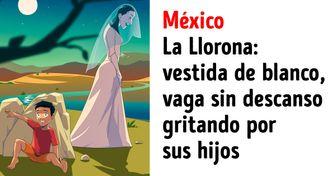 10 Mitos y leyendas sobre extrañas criaturas de América Latina