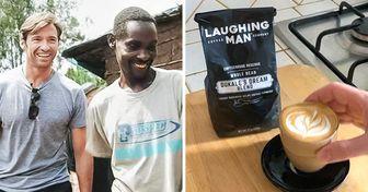 Hugh Jackman creó una empresa de café para ayudar a los agricultores cafeteros en países en desarrollo
