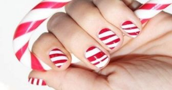 7Fantásticas ideas para tener lamejor manicura durante las fiestas navideñas