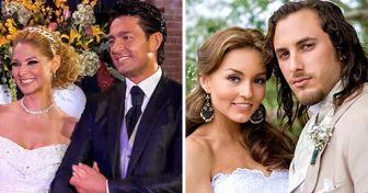 9 Amores de telenovelas latinas que se hicieron reales