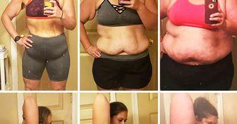 Una mujer bajó decenas de kilos en un año y medio, y nos contó qué la ayudó a lograrlo