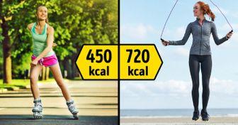 Las 15mejores maneras dequemar más de300 calorías por hora
