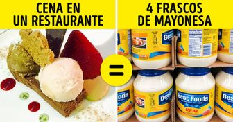 Unrestaurante ofrece platillos decomida francesa aunbajo precio. ¿Cuál eseltruco? Los modales delos clientes