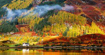 Escocia es el #1 entre los países más bellos del mundo; aquí tienes 9 países más de la lista