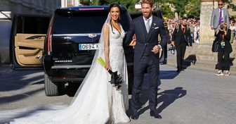 10 Vestidos encantadores que mujeres famosas lucieron el día de su boda