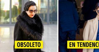 11 Prendas que por fin salieron del mundo la moda (y uno podría sentirse aliviado, si no fuera por los microbolsos)