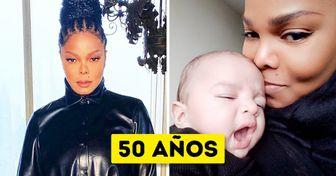 15 Famosos que decidieron tener hijos incluso después de los 50 años