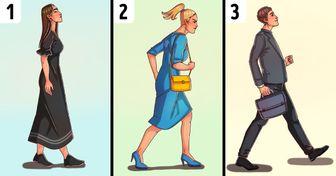 Tu manera de caminar revela mucho sobre tu personalidad