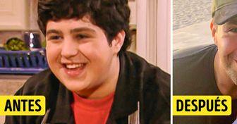 17 Famosos de Nickelodeon y Disney que crecieron muy rápido y ya son padres