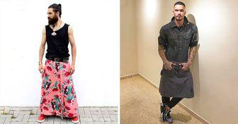 20 Modelos de faldas de todos los estilos para hombres
