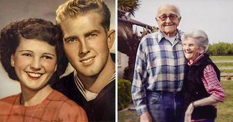 Las historias de estas adorables parejas de ancianos demuestran que el amor verdadero sí existe