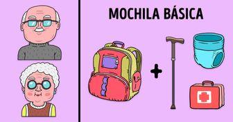 Qué se debe incluir en una mochila de emergencia y para qué es útil