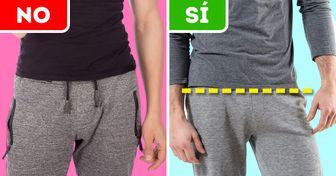 13 Errores de ropa que los hombres cometen y que echan a perder su aspecto