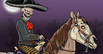 12 Criaturas fantásticas y fantasmales que conforman el imaginario mexicano