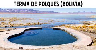 10 Termas naturales en Latinoamérica en las que nos gustaría tomar un baño caliente