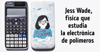 Casio ilustró sus calculadoras con los rostros de científicas, y creemos que la idea promueve que más niñas se interesen por las ciencias