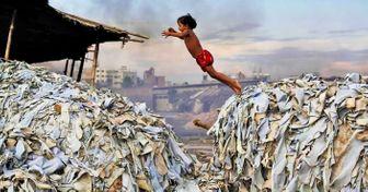Unreportaje fotográfico que muestra cómo ydónde sefabrican las pieles para las marcas famosas